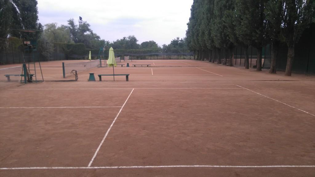 теннисные корты Кременчуг